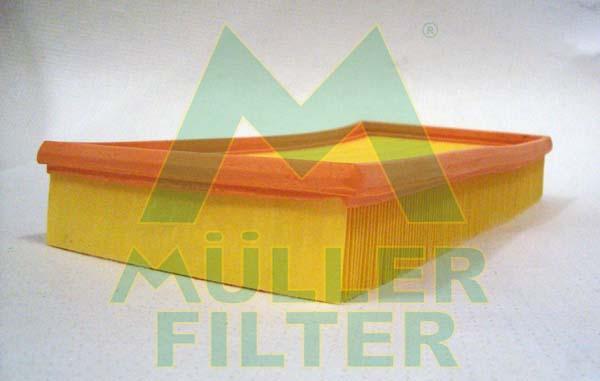 Slika MULLER FILTER - PA384 - Filter za vazduh (Sistem za dovod vazduha)
