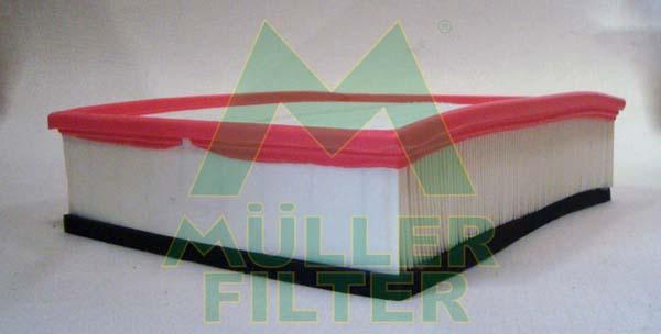 Slika MULLER FILTER - PA470 - Filter za vazduh (Sistem za dovod vazduha)