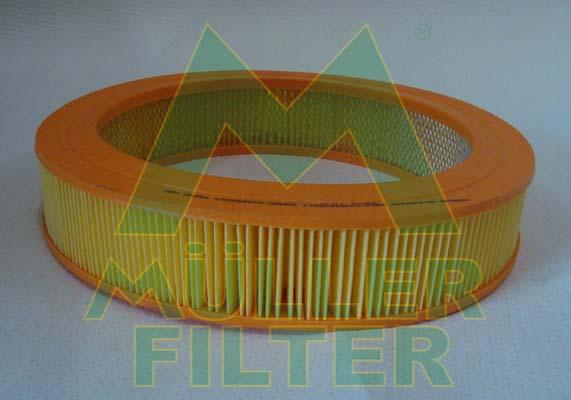 Slika MULLER FILTER - PA44 - Filter za vazduh (Sistem za dovod vazduha)