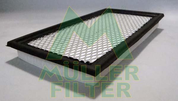 Slika MULLER FILTER - PA3420 - Filter za vazduh (Sistem za dovod vazduha)