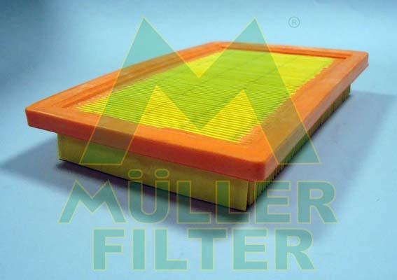 Slika MULLER FILTER - PA343 - Filter za vazduh (Sistem za dovod vazduha)