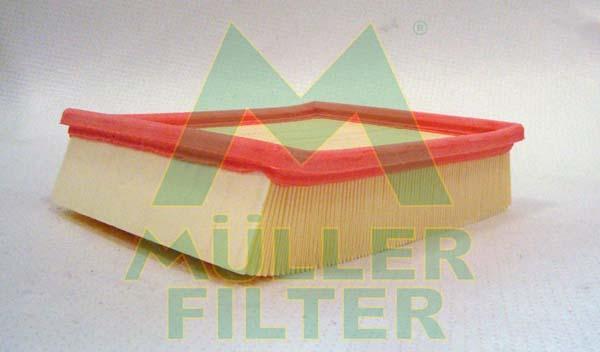 Slika MULLER FILTER - PA467 - Filter za vazduh (Sistem za dovod vazduha)