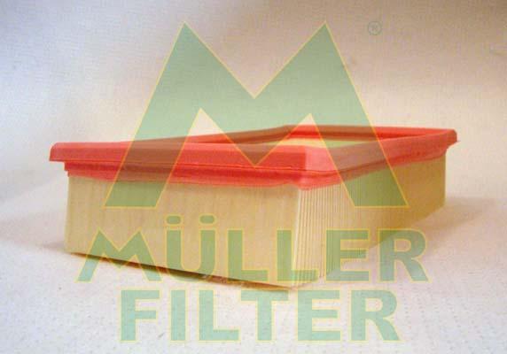 Slika MULLER FILTER - PA334 - Filter za vazduh (Sistem za dovod vazduha)