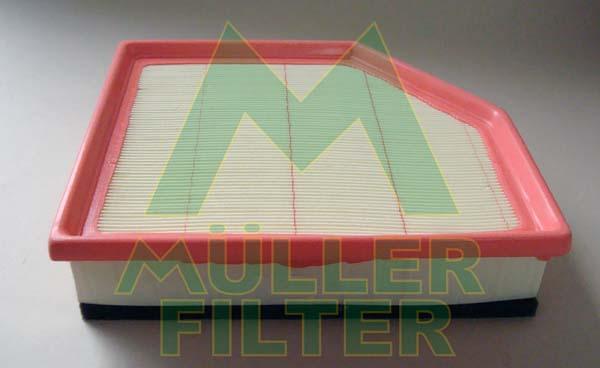 Slika MULLER FILTER - PA3489 - Filter za vazduh (Sistem za dovod vazduha)