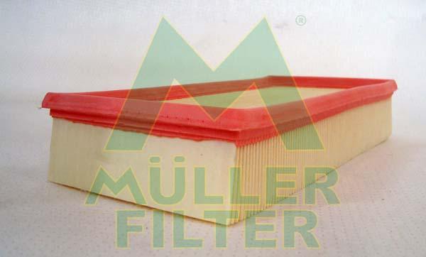 Slika MULLER FILTER - PA3306 - Filter za vazduh (Sistem za dovod vazduha)