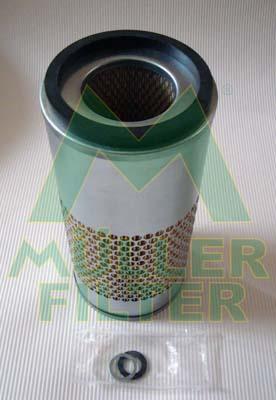 Slika MULLER FILTER - PA3392 - Filter za vazduh (Sistem za dovod vazduha)
