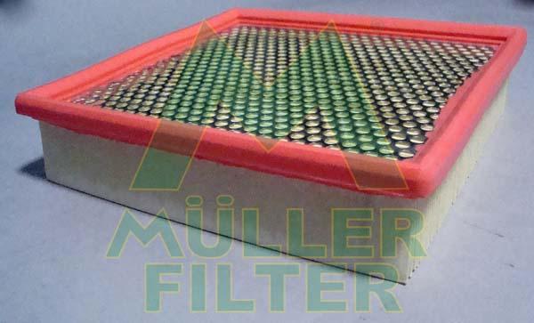 Slika MULLER FILTER - PA3416 - Filter za vazduh (Sistem za dovod vazduha)
