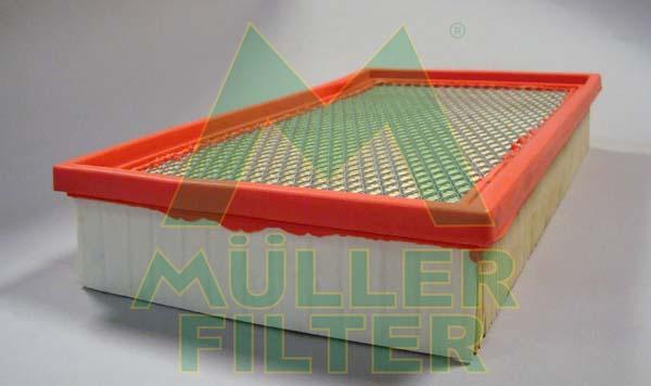 Slika MULLER FILTER - PA3428 - Filter za vazduh (Sistem za dovod vazduha)
