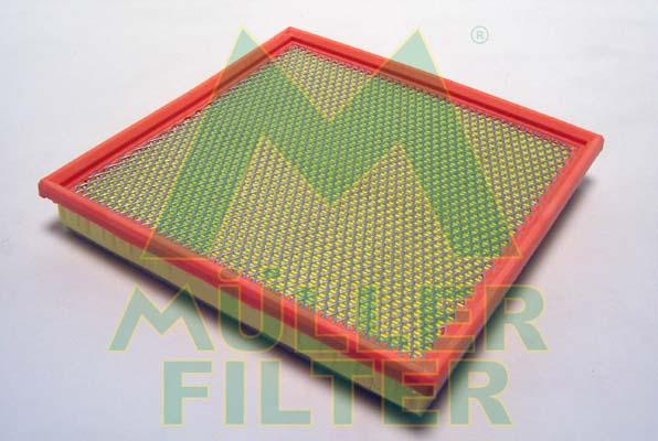 Slika MULLER FILTER - PA3506 - Filter za vazduh (Sistem za dovod vazduha)