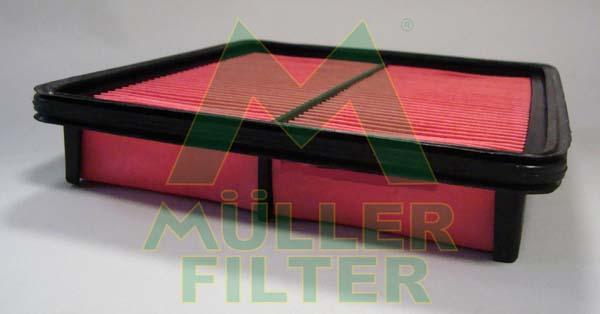 Slika MULLER FILTER - PA3438 - Filter za vazduh (Sistem za dovod vazduha)