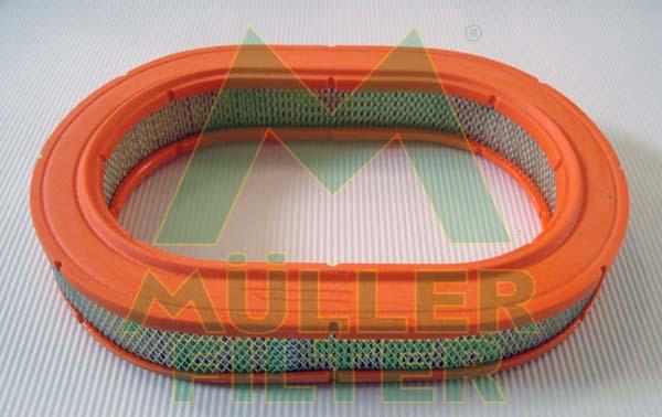 Slika MULLER FILTER - PA3441 - Filter za vazduh (Sistem za dovod vazduha)