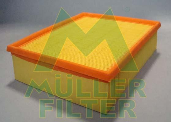Slika MULLER FILTER - PA418 - Filter za vazduh (Sistem za dovod vazduha)