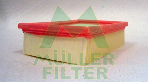 Slika MULLER FILTER - PA472 - Filter za vazduh (Sistem za dovod vazduha)