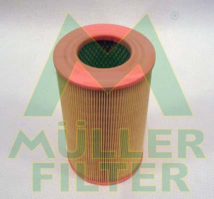Slika MULLER FILTER - PA601 - Filter za vazduh (Sistem za dovod vazduha)