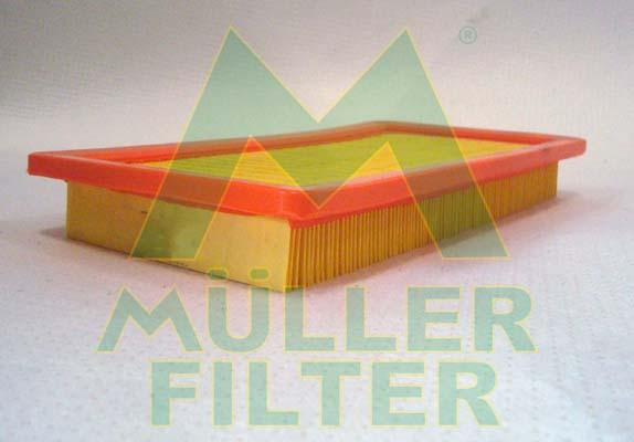 Slika MULLER FILTER - PA443 - Filter za vazduh (Sistem za dovod vazduha)