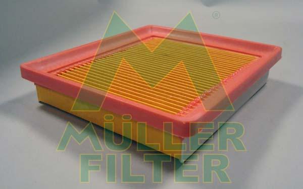 Slika MULLER FILTER - PA3375 - Filter za vazduh (Sistem za dovod vazduha)