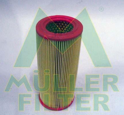 Slika MULLER FILTER - PA410 - Filter za vazduh (Sistem za dovod vazduha)
