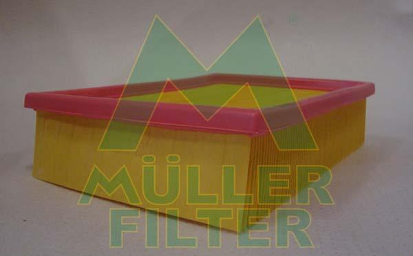 Slika MULLER FILTER - PA411 - Filter za vazduh (Sistem za dovod vazduha)