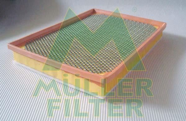 Slika MULLER FILTER - PA3368 - Filter za vazduh (Sistem za dovod vazduha)
