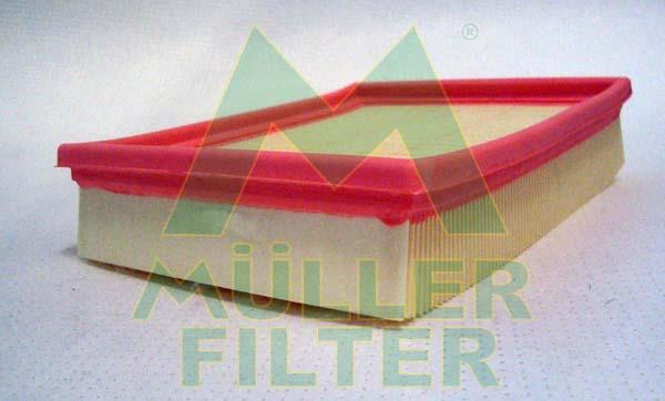 Slika MULLER FILTER - PA368 - Filter za vazduh (Sistem za dovod vazduha)