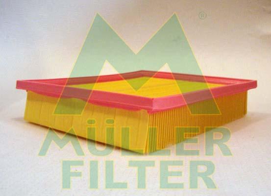 Slika MULLER FILTER - PA367 - Filter za vazduh (Sistem za dovod vazduha)