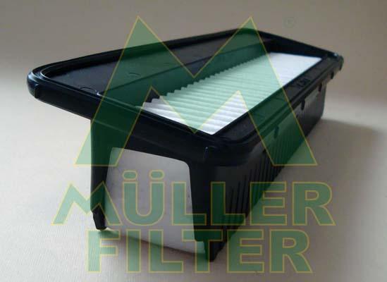 Slika MULLER FILTER - PA3484 - Filter za vazduh (Sistem za dovod vazduha)