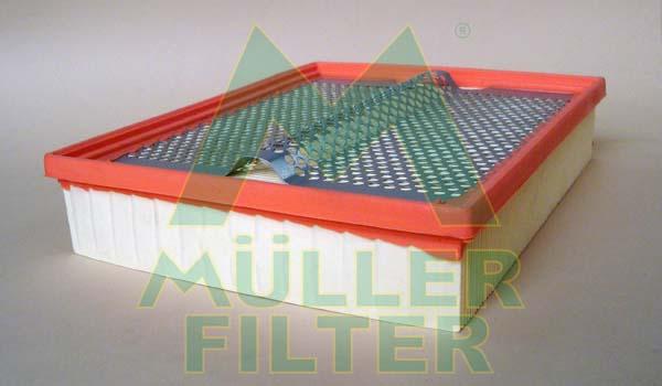 Slika MULLER FILTER - PA3426 - Filter za vazduh (Sistem za dovod vazduha)