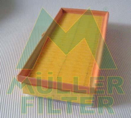 Slika MULLER FILTER - PA3462 - Filter za vazduh (Sistem za dovod vazduha)