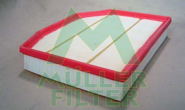 Slika MULLER FILTER - PA3357 - Filter za vazduh (Sistem za dovod vazduha)