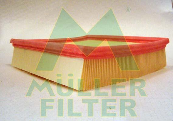 Slika MULLER FILTER - PA400 - Filter za vazduh (Sistem za dovod vazduha)