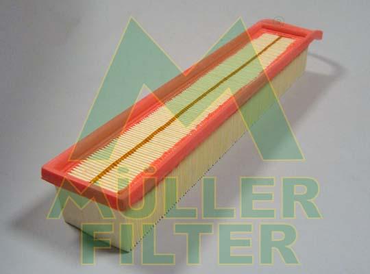 Slika MULLER FILTER - PA3504 - Filter za vazduh (Sistem za dovod vazduha)