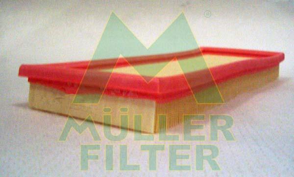 Slika MULLER FILTER - PA380 - Filter za vazduh (Sistem za dovod vazduha)