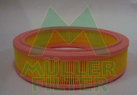 Slika MULLER FILTER - PA409 - Filter za vazduh (Sistem za dovod vazduha)