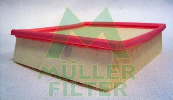 Slika MULLER FILTER - PA370 - Filter za vazduh (Sistem za dovod vazduha)