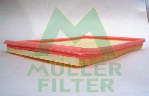 Slika MULLER FILTER - PA406 - Filter za vazduh (Sistem za dovod vazduha)