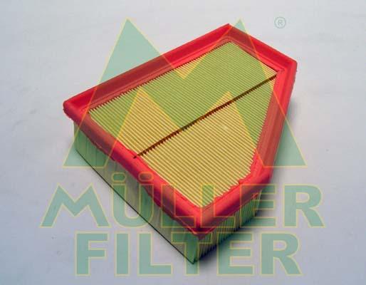 Slika MULLER FILTER - PA3343 - Filter za vazduh (Sistem za dovod vazduha)