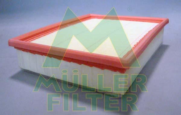 Slika MULLER FILTER - PA3498 - Filter za vazduh (Sistem za dovod vazduha)