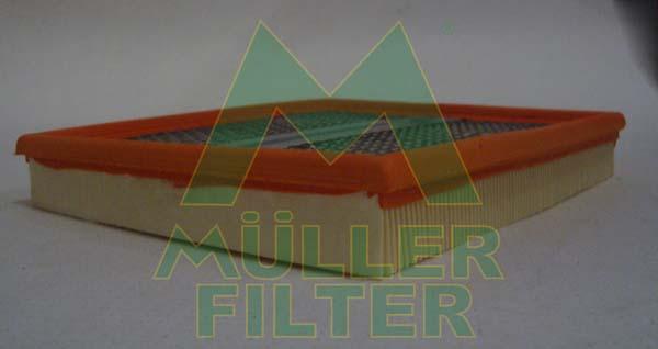 Slika MULLER FILTER - PA379 - Filter za vazduh (Sistem za dovod vazduha)