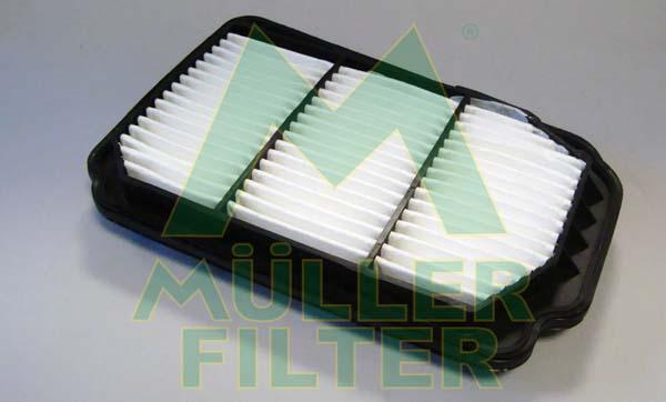 Slika MULLER FILTER - PA3382 - Filter za vazduh (Sistem za dovod vazduha)