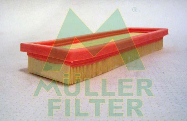 Slika MULLER FILTER - PA372 - Filter za vazduh (Sistem za dovod vazduha)