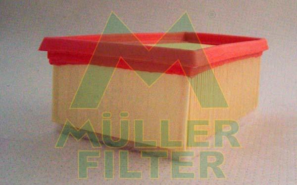 Slika MULLER FILTER - PA475 - Filter za vazduh (Sistem za dovod vazduha)