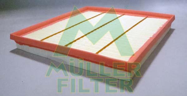 Slika MULLER FILTER - PA3358 - Filter za vazduh (Sistem za dovod vazduha)