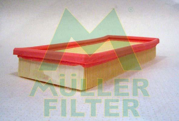 Slika MULLER FILTER - PA396 - Filter za vazduh (Sistem za dovod vazduha)