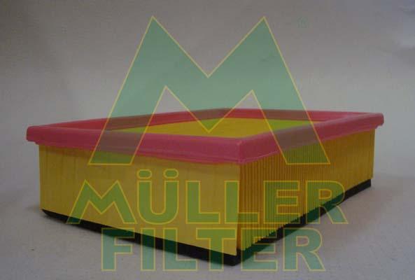 Slika MULLER FILTER - PA411S - Filter za vazduh (Sistem za dovod vazduha)