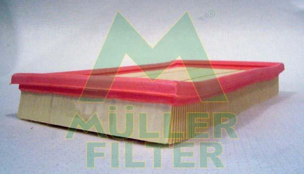Slika MULLER FILTER - PA395 - Filter za vazduh (Sistem za dovod vazduha)