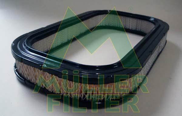 Slika MULLER FILTER - PA3444 - Filter za vazduh (Sistem za dovod vazduha)