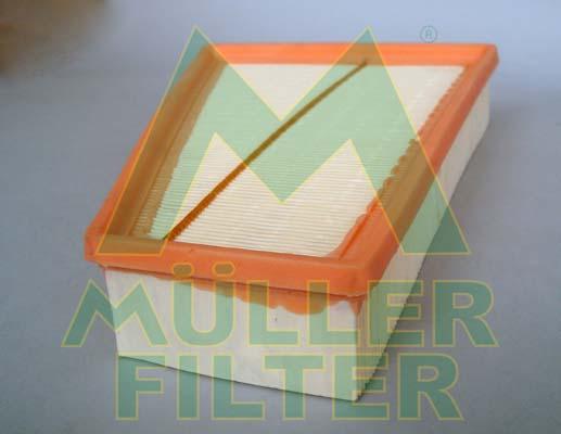 Slika MULLER FILTER - PA3366 - Filter za vazduh (Sistem za dovod vazduha)