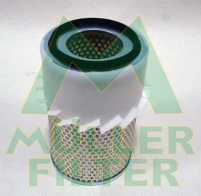 Slika MULLER FILTER - PA593 - Filter za vazduh (Sistem za dovod vazduha)