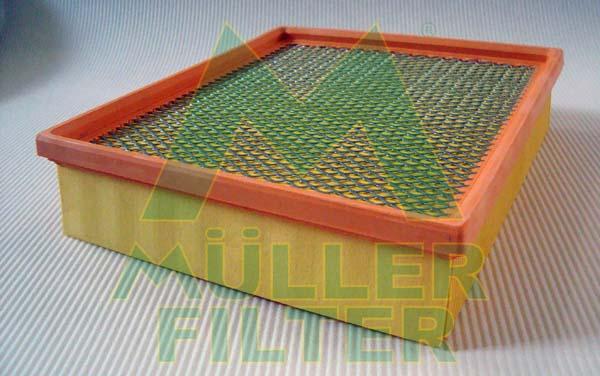 Slika MULLER FILTER - PA3394 - Filter za vazduh (Sistem za dovod vazduha)