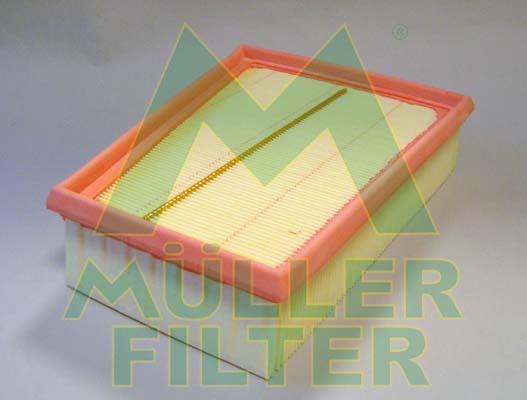 Slika MULLER FILTER - PA3365 - Filter za vazduh (Sistem za dovod vazduha)